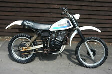 Suzuki DR400 DR 400 T 1 year only 400cc 4 stroke trail bike ULTRA RARE!