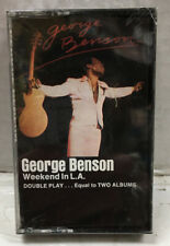 George Benson Weekend In L.A. Sealed Cassette