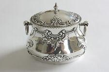 Tea Caddy by E S Barnsley  Birm. 1904