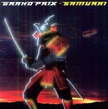 Grand Prix - Samurai [New CD] Bonus Tracks, Rmst