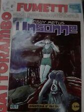 Desdy Metus L'Insonne  N.1 anno 1994  - bbd press Edicola