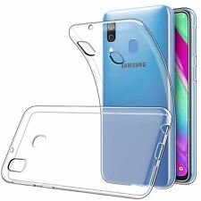 Transparent Thin Tpu Gel Case Cover For SAMSUNG GALAXY A40