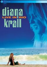 DIANA KRALL - LIVE IN RIO   DVD NEU