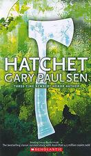 Hatchet by Gary Paulsen (Pback) *BRAND NEW* J080