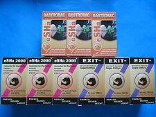 ESHA- HEILMITTEL 9-teilig eSHa 2000 EXIT GASTROBAC je 3 St. Kostenloser Versand!
