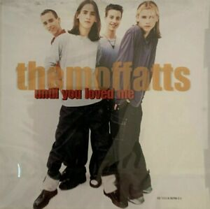 The Moffatts Until You Loved Me CD Single 1999 EMI Electrola DISC ONLY #N289