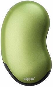 Zippo 6-Hour Green Rechargeable Hand Warmer