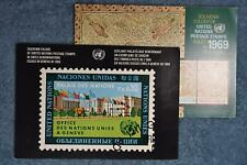 1969 Annual Folder Set With Stamps - MNH