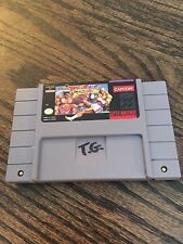 Street Fighter 2 Turbo II Super Nintendo SNES Cart Tested SN1
