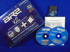 ps2 ACTION REPLAY V2 AR2 + Bonus PS1 Cheat Codes Included + Memory Card NTSC US