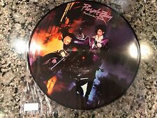 Prince Purple Rain Picture Disc! Limited. Michael Jackson Madonna Sheila E