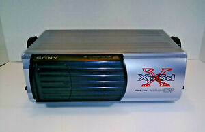 Sony Xplod MP3 10 Disc Changer CDX-757MX Used Untested AS IS For Parts