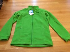 New - Columbia Boys Jacket Size L (14/16), Green Color