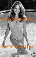 """Beautiful Actress Catherine Bach """"Daisy Duke"""" """"Wet 1 Piece"""" """"Pin-Up"""" Photo! #35"""