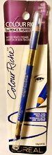 L'Oreal Paris Colour Riche by Pencil Perfect Wood Pencil Eyeliner 920 Cobalt Blu