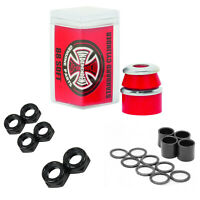Independent Bushings Cylinder 88a with Dimebag Axle, Kingpin Nuts and Speed Kit