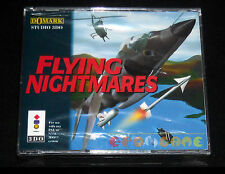 FLYING NIGHTMARES 3DO Versione Europea Nightmare ○○○○ NEW SEALED