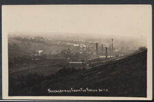 Yorkshire Postcard - Stocksbridge From The Fields  RT2009