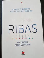 lietuviskos knygos PERŽENK RIBAS lithuanian books