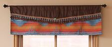 Arizona Valance - Western/Southwestern - Sunrise Colors - Free Shipping