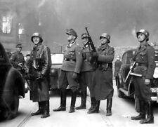 German Soldiers Stroop Report Warsaw Ghetto Uprising 8x10 World War II Photo 638