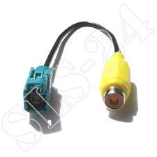 Antennenadapter Fakra (F) auf RCA (Cinch) Kupplung (F) für FORD Mercedes Comand