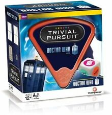 Fantasy Cardboard Trivial Pursuit Board & Traditional Games