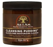 As I Am Cleansing Pudding Sulfate Free Hair Moisturise - 237ml/8oz