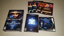 StarCraft II: Wings of Liberty (Microsoft Windows, 2010) - Complete In Box