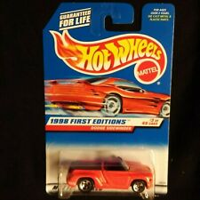 DODGE SIDEWINDER - 1998 First Editions #3 - Unopened 1997 Hot Wheels Car