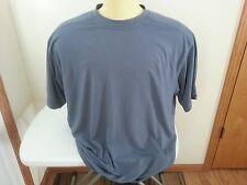 Columbia GRT blue short sleeve shirt - mens XXL