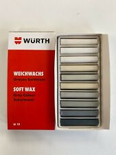 ****10pc WURTH GREY/ WHITE WAX ASSORTMENT STICKS**