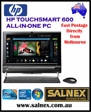 HP TOUCHSMART 600 ALL-IN-ON PC,INTEL CORE I3, 4GB, 1 TB, HD, WEBCAM,DVD -RW