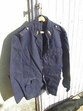 veste     pompier vintage       (u ls  25  )