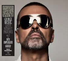 GEORGE MICHAEL LISTEN WITHOUT PREJUDICE / MTV UNPLUGGED 2CD (New Release 2017)