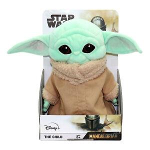 The Child Plush Soft Toy Medium The Mandalorian Baby Yoda