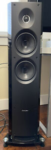 Sonus Faber Venere 2.5 Floorstanding Speakers; Gloss Piano Black (Pair)