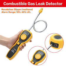 MS6310 Portable Combustible Gas Leak Detector Natural Gas Propane Gas Analyzer