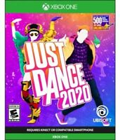 Just Dance 2020 -- Standard Edition (Microsoft Xbox One, 2019) sealed brand new