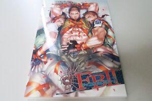 Biohazard Resident evil doujinshi Chris uke anthology (A5 152pages) FB II