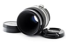 Nikon Ai-S Micro Nikkor 55mm f/2.8 MF Lens F Mount Near MINT from Japan #343