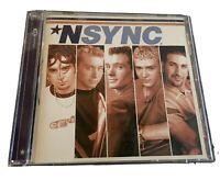 NSYNC by *NSYNC (CD, Mar-1998, RCA) Justin Timberlake ORIGINAL MUSIC CD 💿
