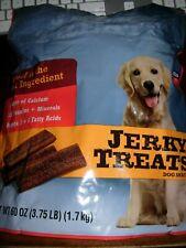 Jerky Treats DOGS LOVE Beef JERKY TREATS 3.75 LBS 2021 NIP