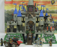 Lego 6098/6091 King Leo's Castle - 100% COMPLETE WITH ORIG INSTRUCTIONS & BOX