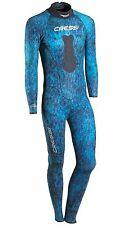 Cressi 2.5mm Blue Hunter Spearfishing Freediving Wetsuit Medium