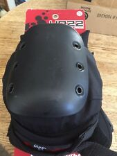 Triple Eight KP22 S Capped Knee Pads Black - Small