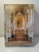 500 Piece Puzzle A de-luxe Falcon Puzzle The Church of Wiez