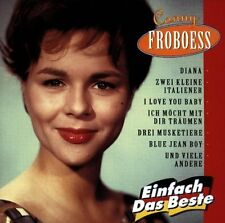 Conny Froboess Einfach das Beste (compilation, 14 tracks, 1958-63/96) [CD]