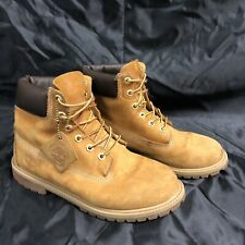 Timberland 12909 Junior Work Boots 7M Youth Wheat