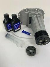 "Machined Supercharger Snout M90 Gen 5 V 04-07 Pontiac GT GTP ZZP Mod 2.6"" Pulley"